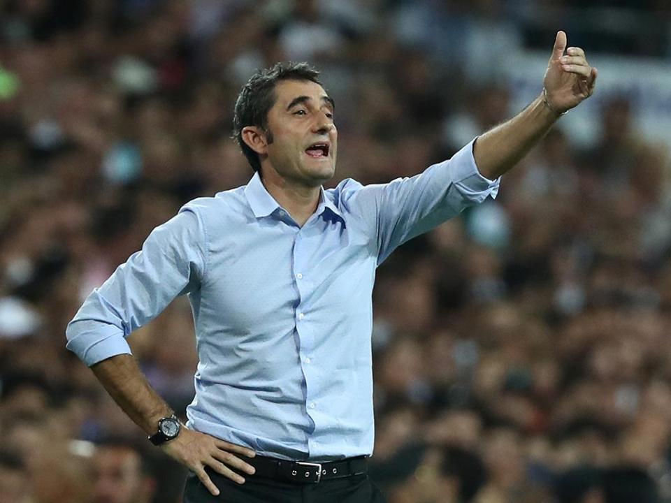 Valverde: «Favoritos? Não, não importa a classificação»