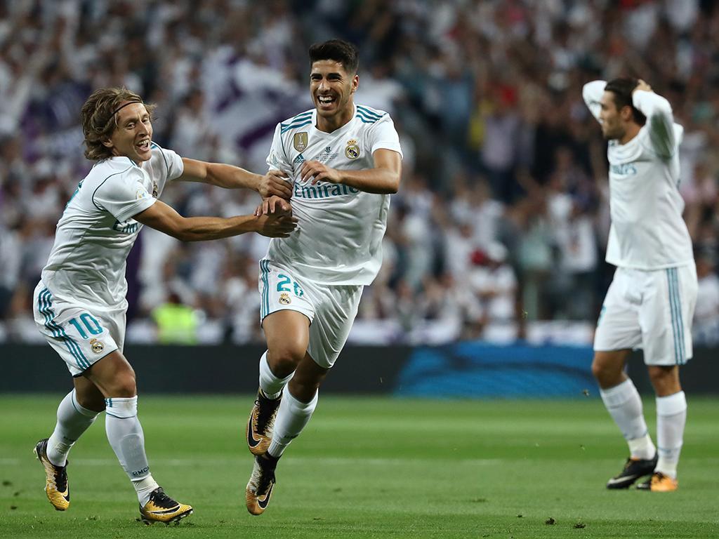 Real Madrid: Asensio regressa, Kroos e Bale de fora