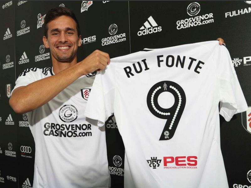 Rui Fonte é reforço do Fulham — OFICIAL