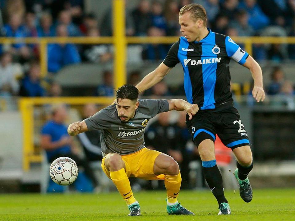 Bélgica: Brugge continua distante, Anderlecht cimenta terceiro lugar