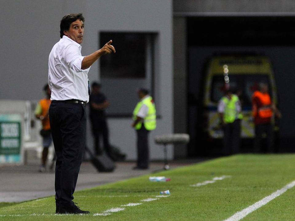 Daniel Ramos e os resultados fora de casa: «Os pontos vão aparecer»
