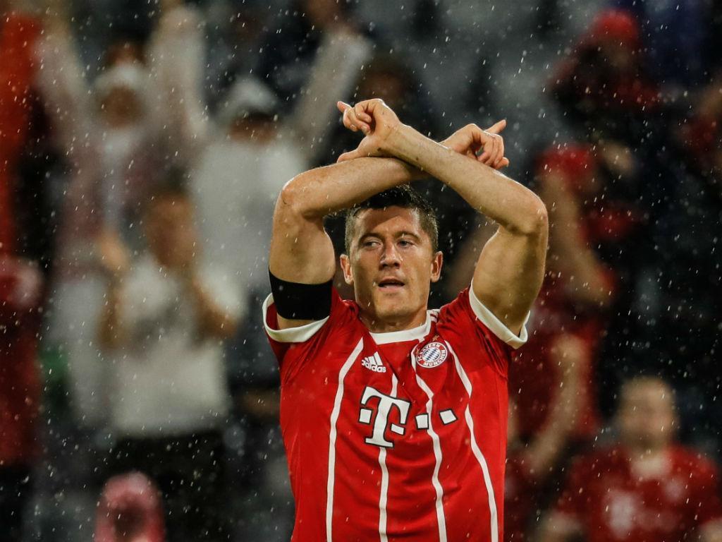 «Aposto que o Lewandowski estará no Bayern na próxima época»