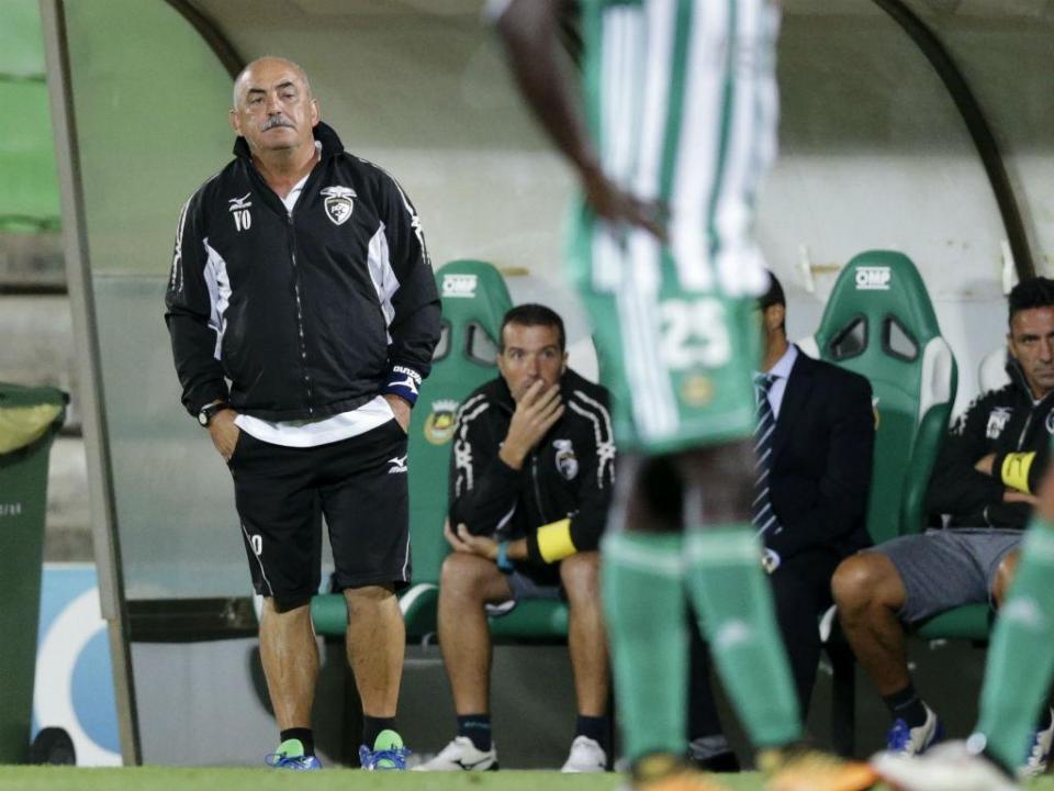 «Jogo com o Benfica é bom para dar minutos aos menos utilizados»