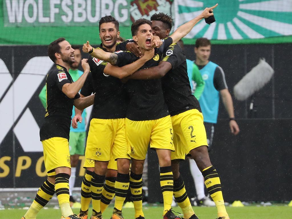 Schürrle falha estreia do Borussia Dortmund na liga alemã devido a lesão
