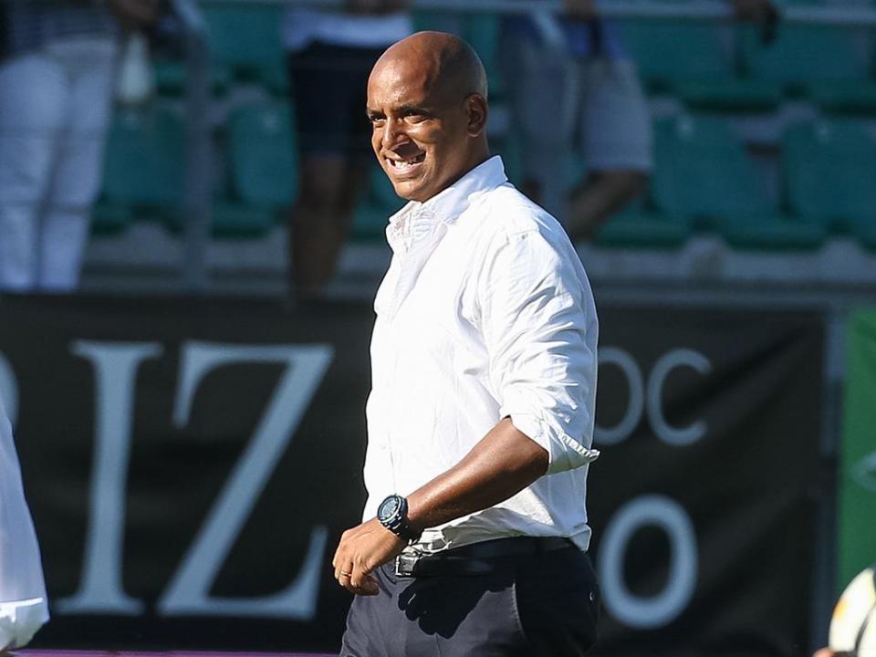 Tondela: Pepa não fará antevisão do duelo com o Benfica