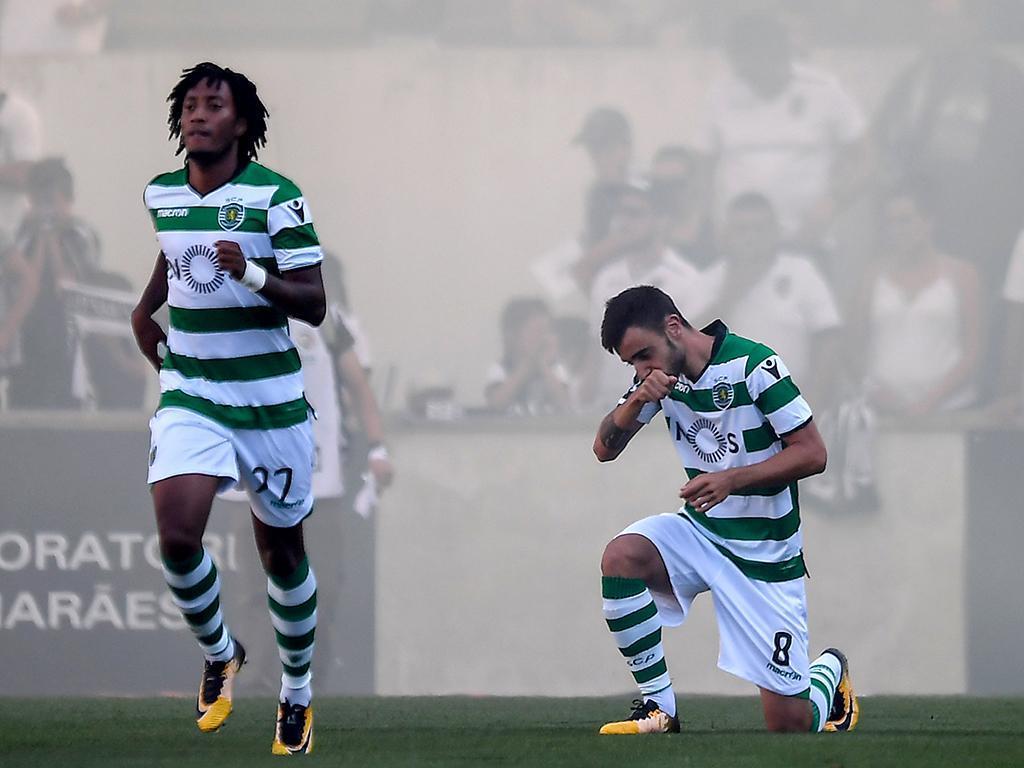 V. Guimarães-Sporting, 0-5 (destaques)