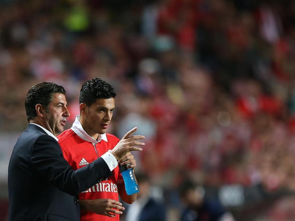 Presidente do América revela que Benfica rejeitou ceder Jiménez