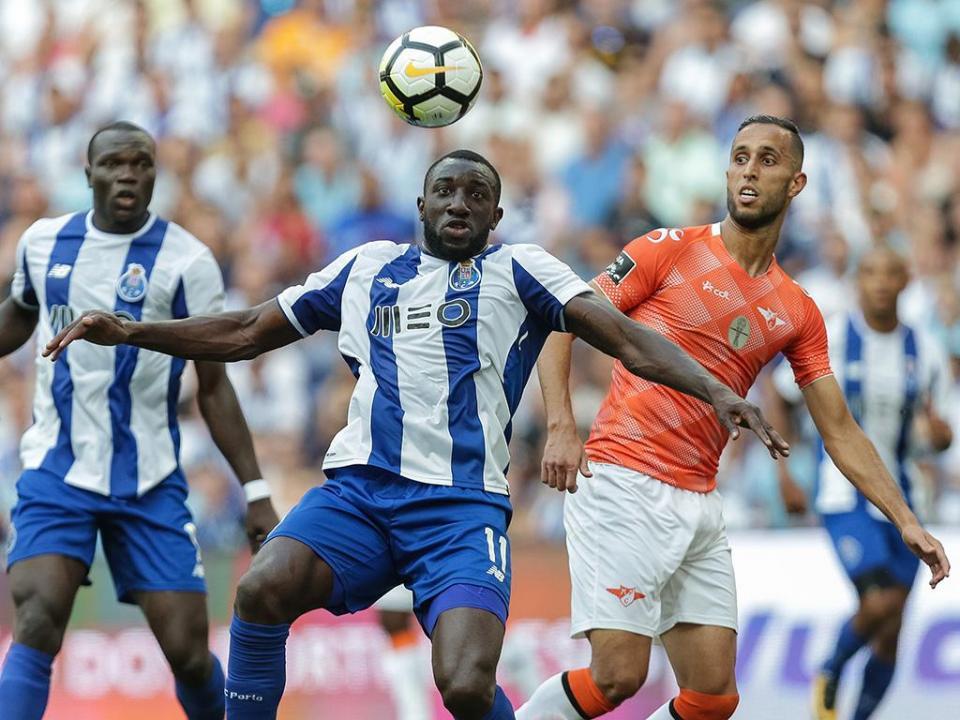 Taça: Moreirense-FC Porto marcado para 11 de janeiro