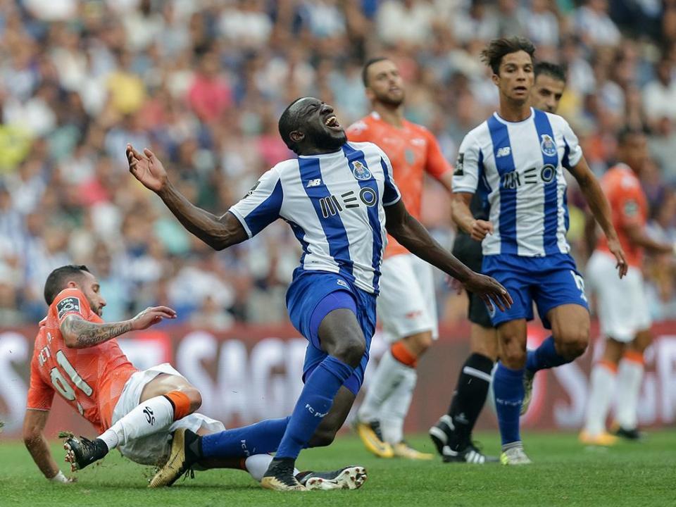 FC Porto-Moreirense: antevisão e onzes prováveis