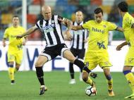 Udinese-Chievo (Lusa)