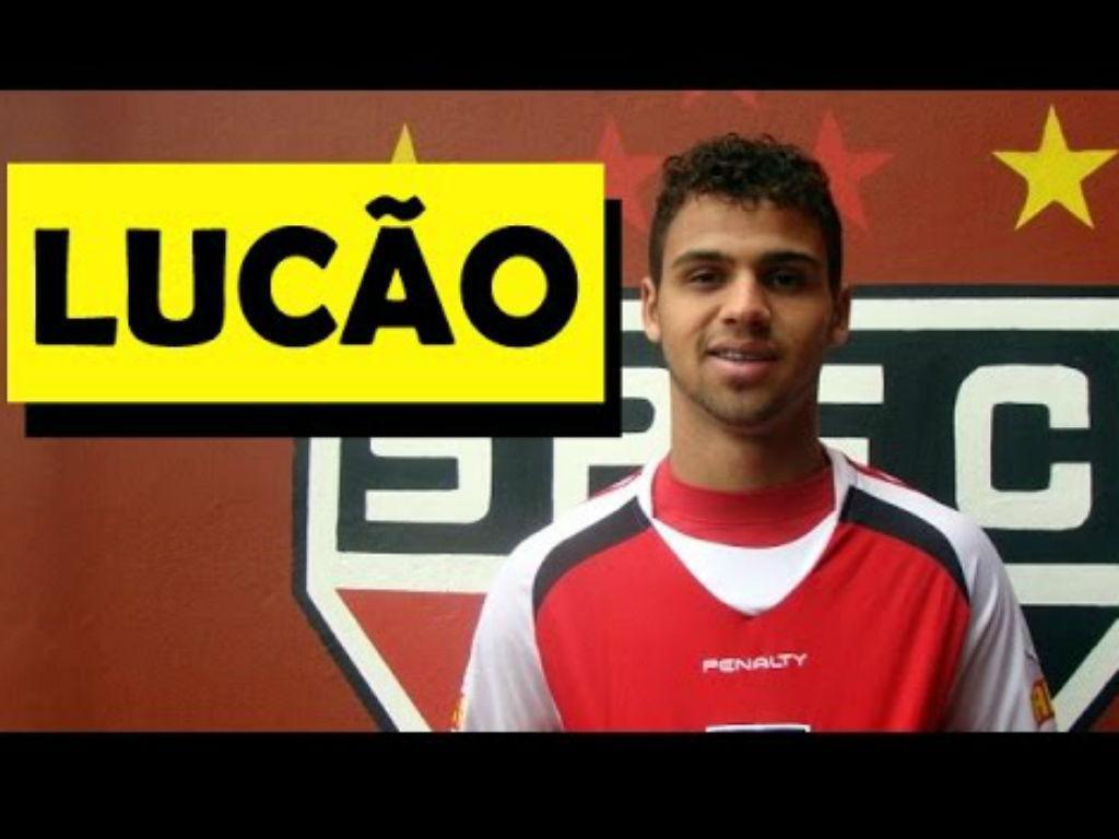 Lucão é emprestado para clube de Portugal — São Paulo
