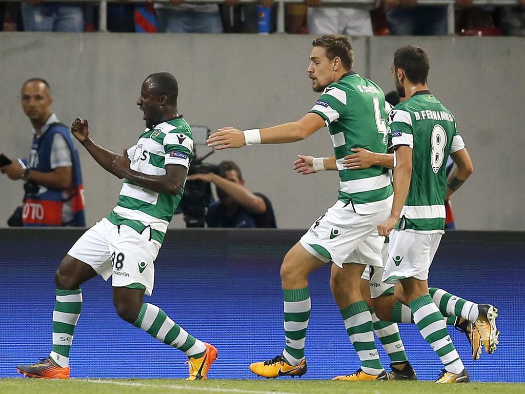 Sporting: Jesus volta a chamar Bryan Ruiz e já conta com Doumbia