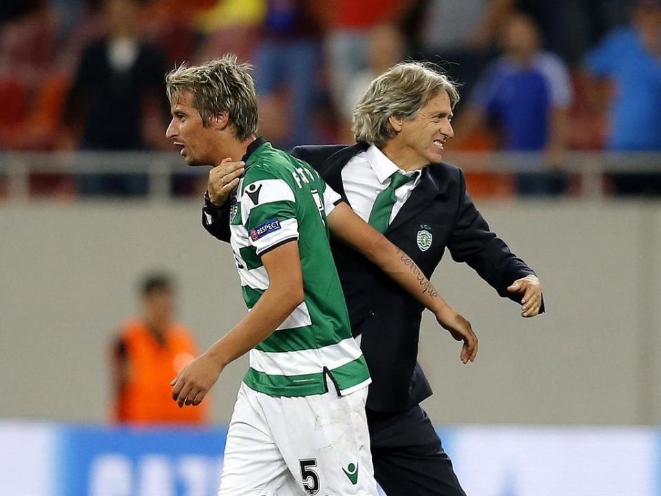 Sporting: estes são os convocados para o Tondela