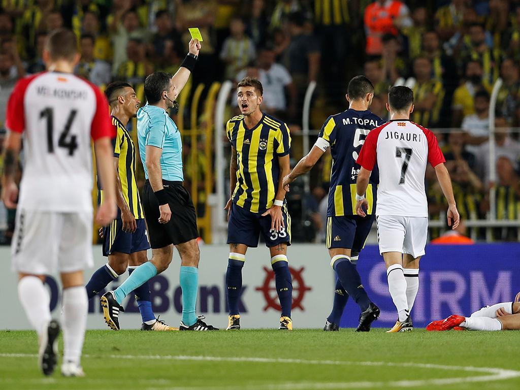 Turquia: Akhisar de Miguel Lopes vence em casa do Fenerbahçe