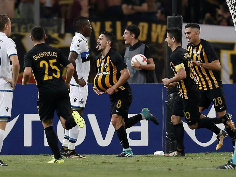 André Simões: «A chave para o título do AEK é a paixão desta equipa»