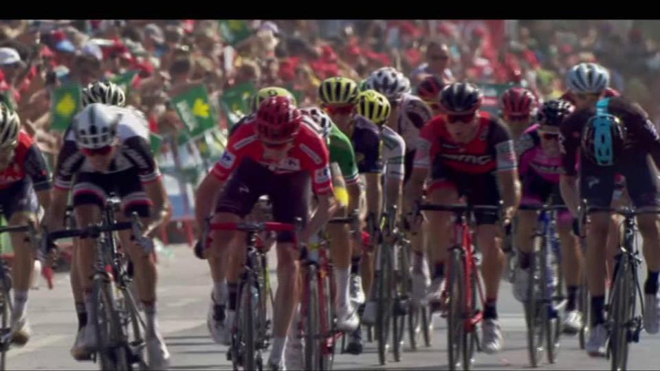 Vuelta: Yates é o novo líder da geral
