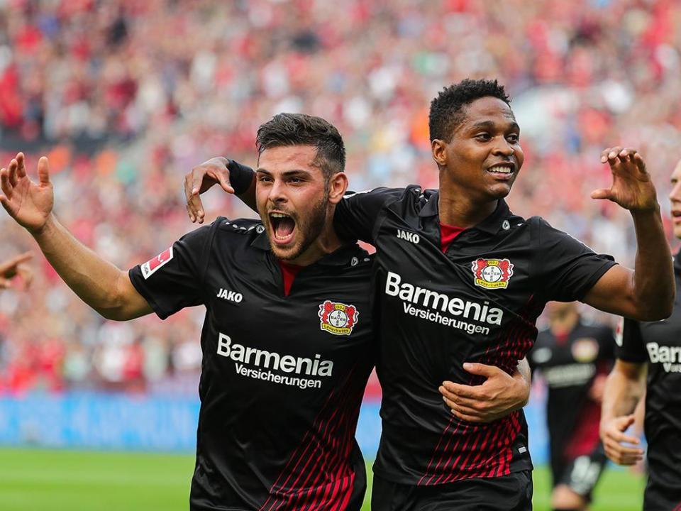Alemanha: primeira vitória do Bayer Leverkusen foi de goleada