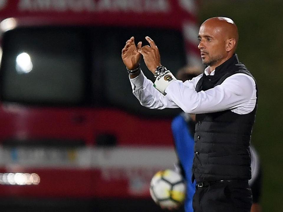 Miguel Cardoso e o FC Porto: «Pontuar será um bom resultado»