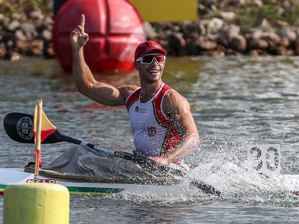 Fernando Pimenta, antes «virava a canoa» agora conquista ouros