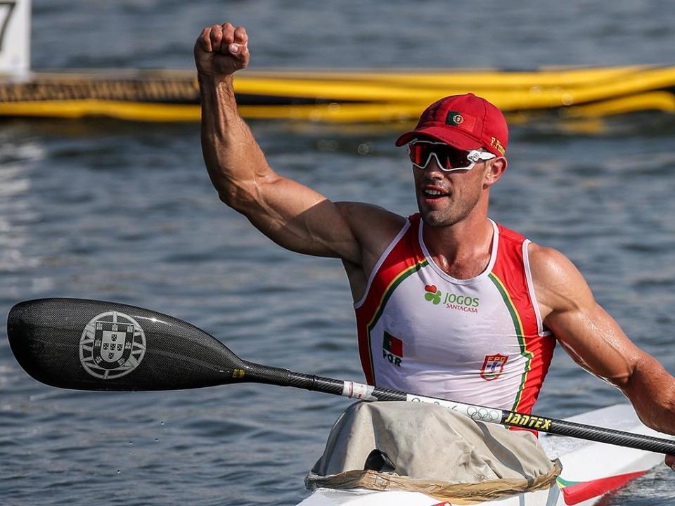 Europeus de canoagem: Fernando Pimenta conquista bronze em K1 500 metros