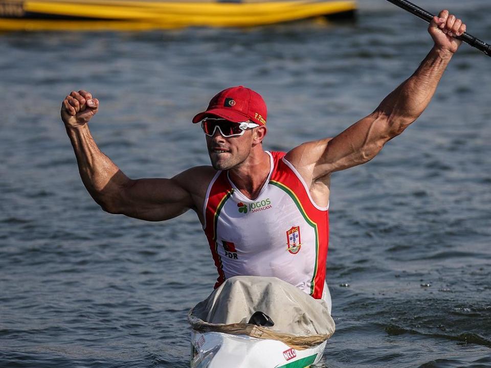 Jogos do Mediterrâneo: Portugal com três pódios na canoagem