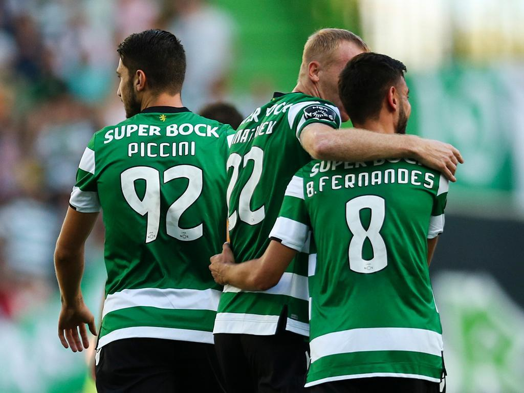 Sporting-Estoril, 2-1 (resultado final)