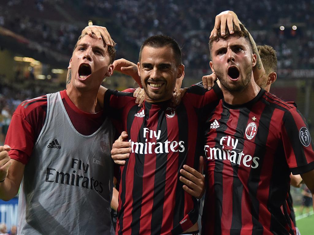 Itália: Milan vence sem André Silva e Nápoles goleia para a liderança