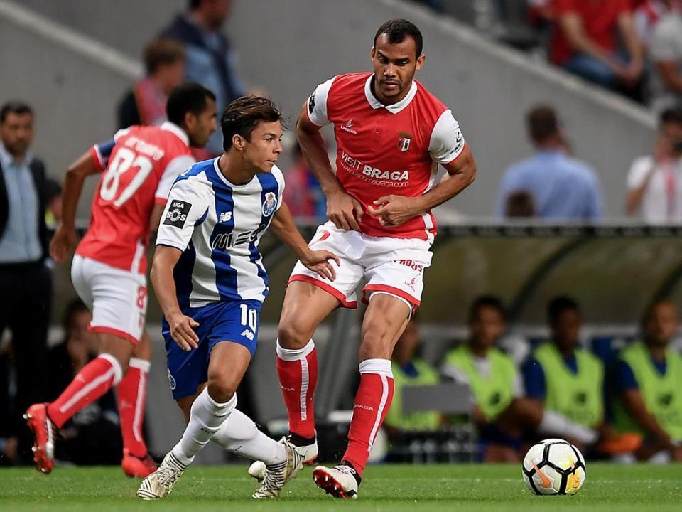FC Porto-Sp. Braga: antevisão e onzes prováveis