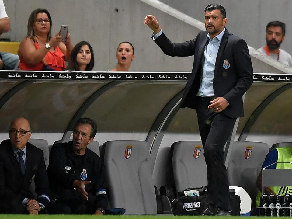 Conceição e o desabafo sobre Soares: «Deco disse-me que se precipitou»