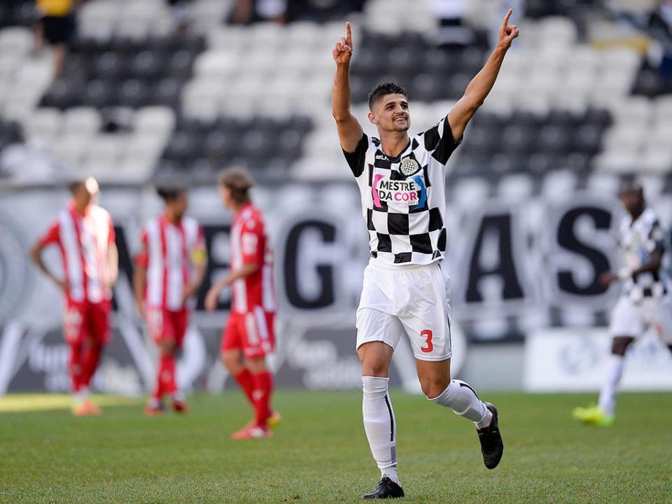 Boavista: Raphael Rossi interessa ao Standard de Liège