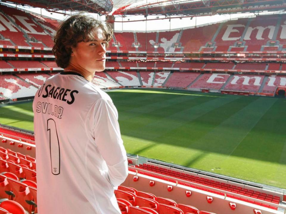 Benfica: os convocados para o jogo da Taça