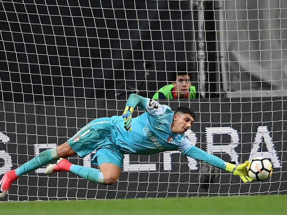Sp. Braga: Matheus admite jogar pela seleção portuguesa