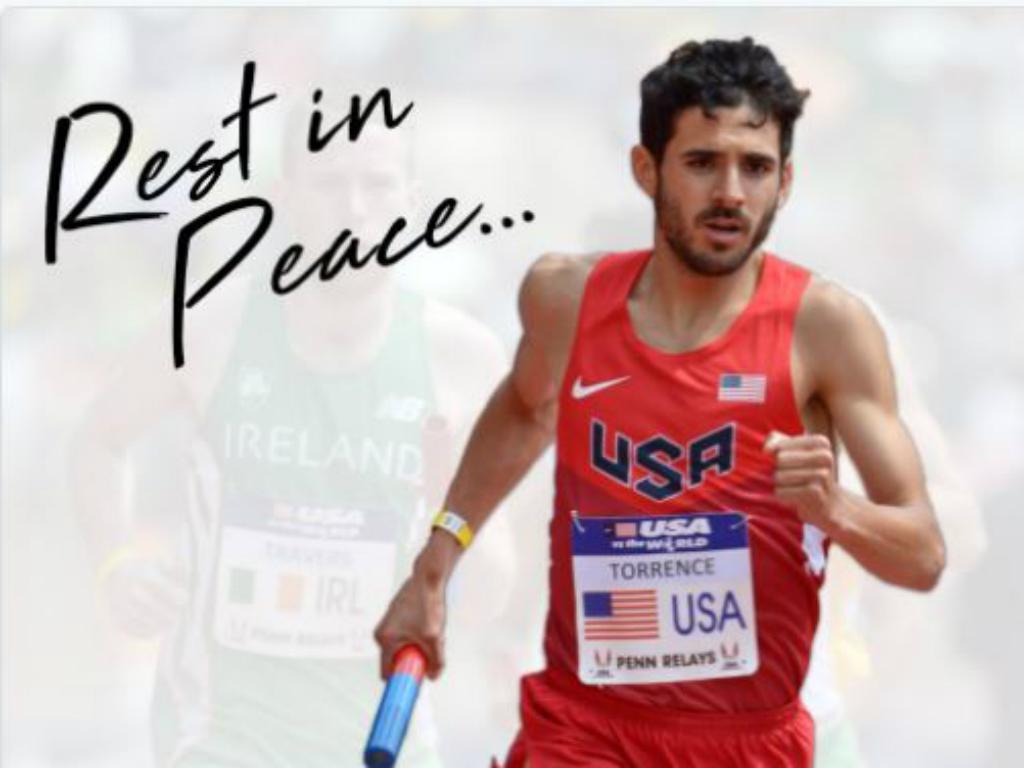 Atleta olímpico morre afogado nos EUA