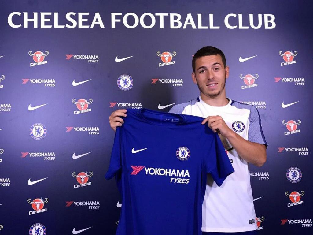 Chelsea anuncia contratação de mais um integrante da família Hazard