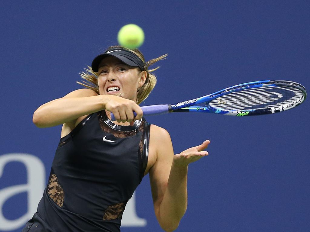 Ténis: Sharapova eliminada na primeira ronda do Indian Wells
