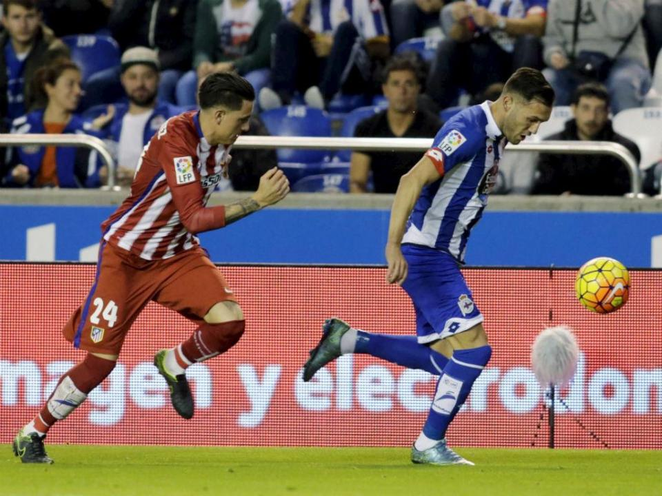 Lucas Pérez despede-se do Deportivo: «Nunca pensei que a descida acontecesse»