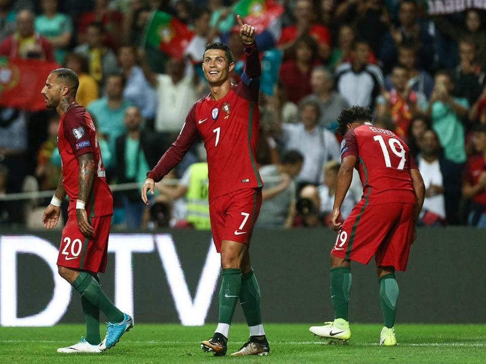 afcc1e99e5315 Mundial 2018  Portugal cabeça de série no play-off e na Rússia