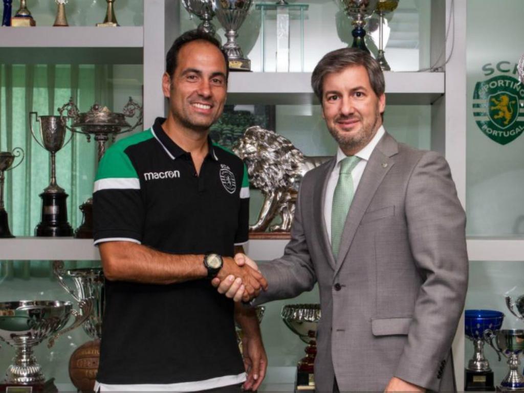 Voleibol: Sporting anuncia treinador