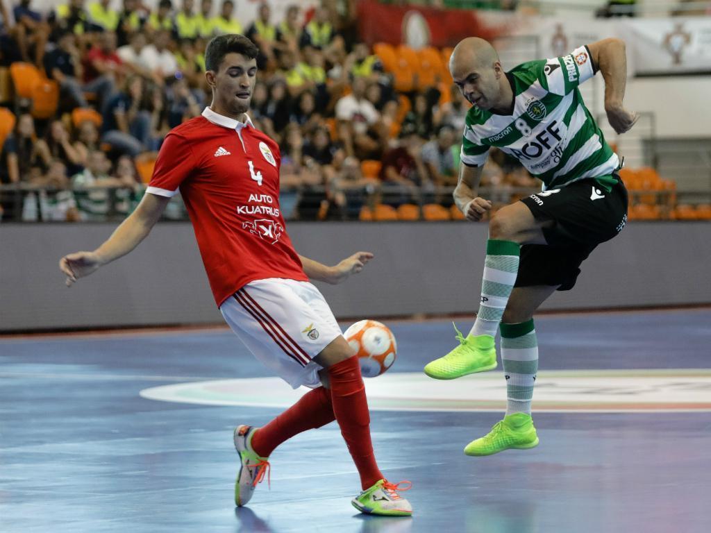 Futsal: Final da Taça da Liga com minuto de silêncio pelas vítimas de Tondela