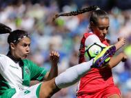 Futebol Feminino: Sporting-Sp. Braga (Lusa)