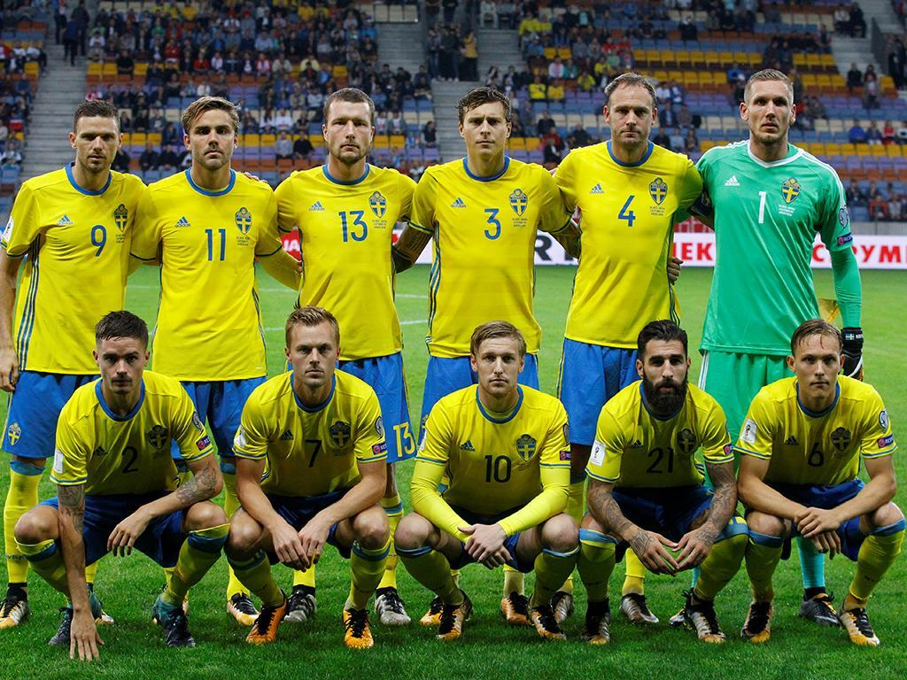 Mundial 2018: Suécia vence Itália e sonha com apuramento