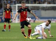 Grécia-Bélgica (Reuters)