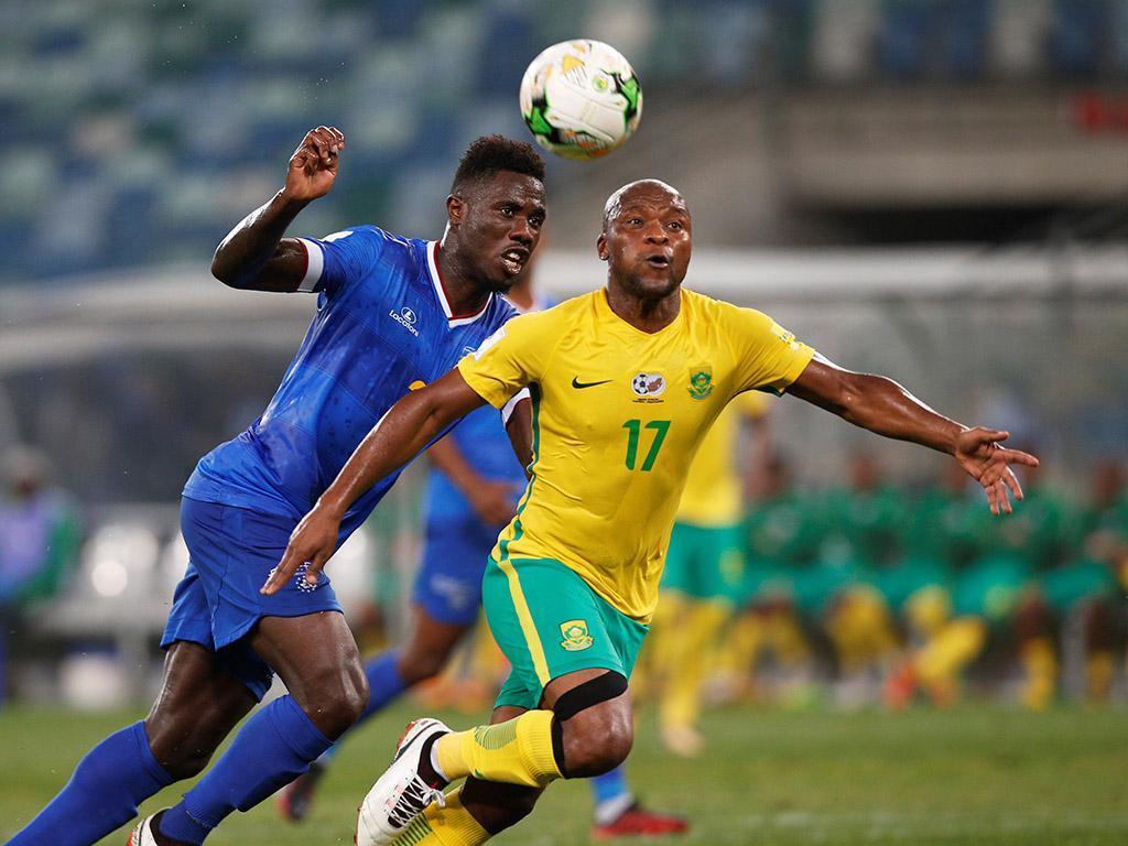 Fifa pede reedição de jogo das eliminatórias africanas