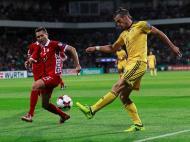 Moldávia-País de Gales (Reuters)