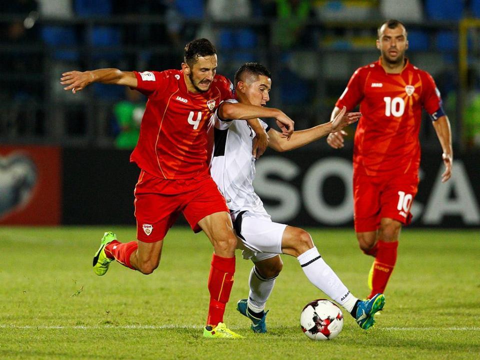Liga Nações: Albânia de Panucci vence Israel e lidera o grupo