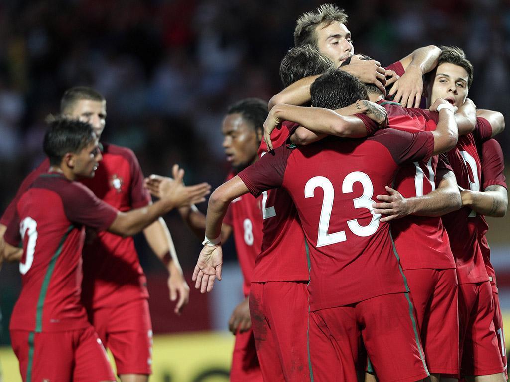 Sub-21: Portugal-País de Gales, 2-0 (resultado final)