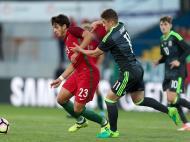 Sub-21:  Portugal-País de Gales (Lusa)