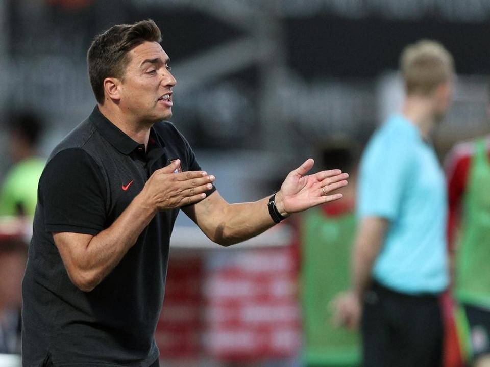 Rui Jorge: «Temos tido um grave problema de consistência»
