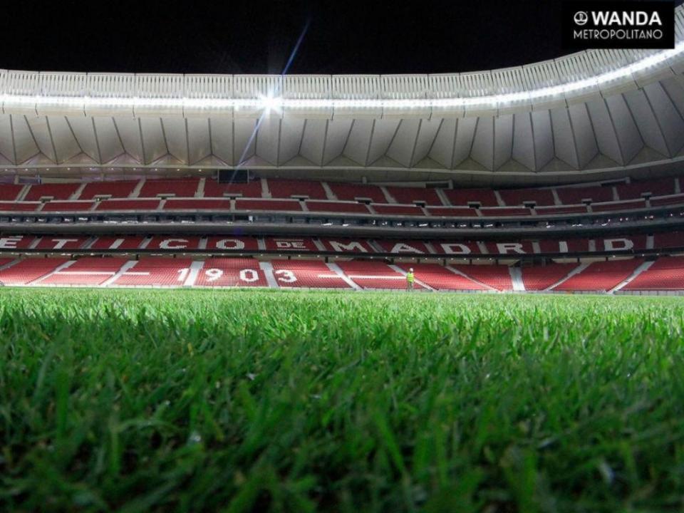 Empresa que dá nome ao estádio do At. Madrid vende participação no clube
