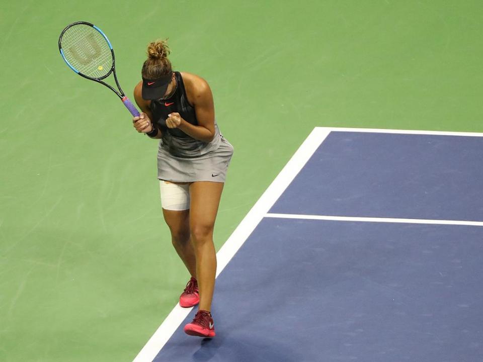 US Open: Madison Keys vence Carla Suarez e está nas meias-finais